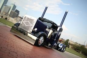 ����������, peterbilt, truck