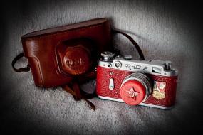 бренды, fed, камера, model, pe02, fed-2, фон