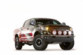����������, custom pick-up, toyota
