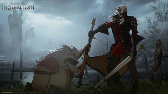 видео игры, dragon age iii,  inquisition, игра, ролевая, inquisition, age, dragon, экшен