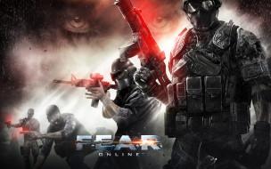F.E.A.R.  Online обои для рабочего стола 1920x1200   online, видео игры, - f,  online, экшен, шутер, хоррор, онлайн, f, e, a, r, online