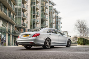 ����������, mercedes-benz, �����, 2014, �, amg, hybrid, plug-in, s, 500, w222, uk-spec, sports, package