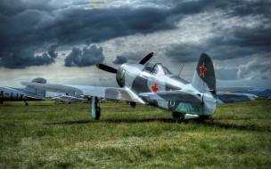 Yakovlev 3 обои для рабочего стола 2042x1277 yakovlev 3, авиация, боевые самолёты, аэродром, стоянка, истребитель