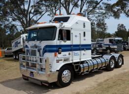 тягач, седельный, грузовик, тяжелый