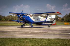 AN-2 обои для рабочего стола 2048x1365 an-2, авиация, лёгкие и одномоторные самолёты, биплан