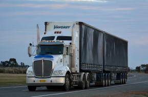 Kenworth обои для рабочего стола 2048x1347 kenworth, автомобили, тяжелый, грузовик, седельный, тягач
