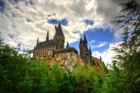 hogwarts castle, ������, - ������,  �����,  ��������, �����, �����, �����