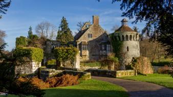 scotney castle, ������, - ������,  �����,  ��������, �����, �����, �����