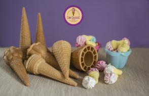 бренды, coni galasso, мороженое