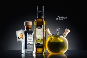 deluxe, бренды, посуда, масло