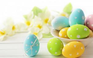 �����������, �����, delicate, flowers, eggs, easter, �����, ����, pastel