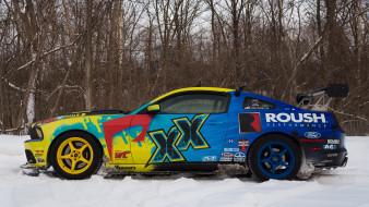 ����������, mustang, pirelli, rs3, roush, 2014, �, car, race, challenge, world