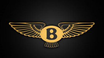 бренды, авто-мото,  bentley, фон, логотип