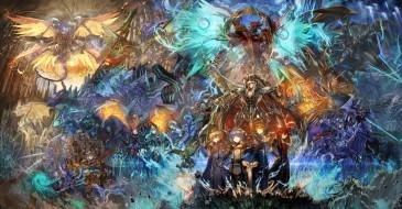 аниме, cardfight vanguard, cardfight, vanguard, sendou, aichi, драконы, роботы, парни, девушки, фантастика, ultimate, asuka