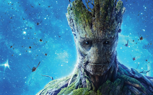 ���� ������, guardians of the galaxy, groot