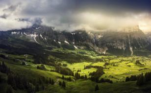 Горы в Швейцарии обои для рабочего стола 2880x1778 горы в швейцарии, природа, горы, в, швейцарии