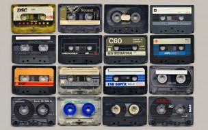 разное, ретро,  винтаж, кассета