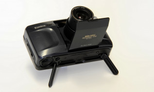 konica big mini zoom, бренды, konica minolta, фотокамера