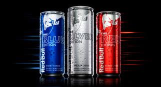 red-bull-trio, бренды, red bull, пиво