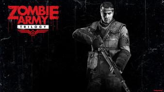 Zombie Army Trilogy обои для рабочего стола 1920x1080 zombie army trilogy, видео игры, - zombie army trilogy, horror, action, шутер, trilogy, zombie, army