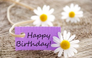 �����������, ���� ��������, �������, �����, flowers, birthday, happy