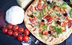 Пицца как любимое лакомство жителей всего мира