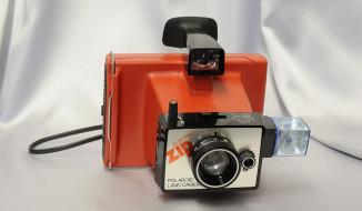 polaroid electric zip, бренды, polaroid, фотокамера