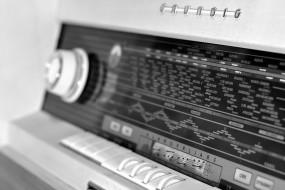 бренды, grundig, приемник, музыка, радио, черно-белое