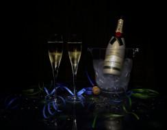 бренды, - mo&, 235, t & chandon, шампанское, лед, фужеры