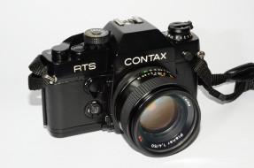 contax rts, бренды, - contax, фотокамера