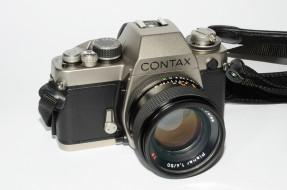 contax s2, бренды, - contax, фотокамера