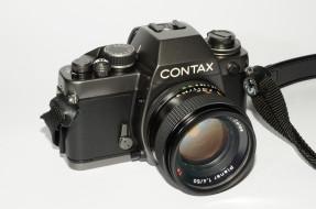 contax s2b, бренды, - contax, фотокамера