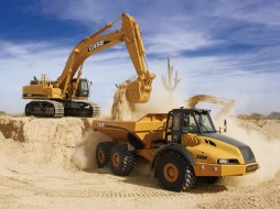 техника, строительная техника, case, 340b