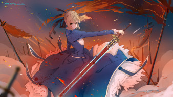 �����, fate, stay night, �������, saber, stay, night, �����, ���