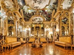 дворец, убранство