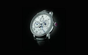 бренды, blancpain, часы, наручные, серебро