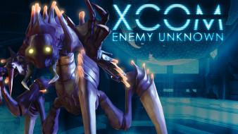 XCOM: Enemy Unknown обои для рабочего стола 1920x1080 xcom,  enemy unknown, видео игры, надпись, оружие, игра, steam, монстр, инопланетянин, chryssalid, enemy, unknown