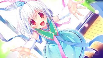 loverec, аниме, unknown,  другое, девочка, арт, nimura, yuushi, yanase, hitomi