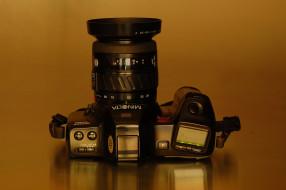 бренды, konica minolta, фотокамера