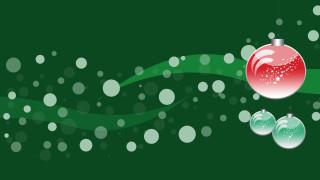 праздничные, векторная графика , новый год, шары