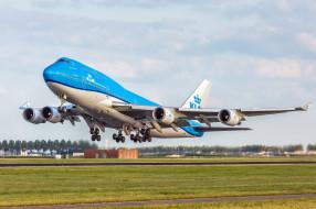 boeing 747-406, �������, ������������ �������, ����������