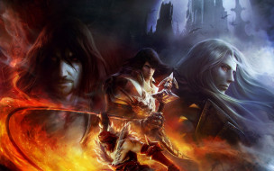 видео игры, castlevania,  lords of shadow 2, lords, of, shadow, mirror, fate