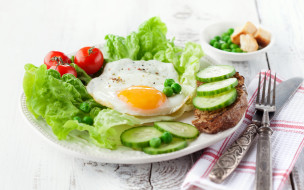 ���, ������ �����, �������, ��������, �����, ������, �������, breakfast, salad, egg, tomato