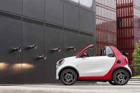 автомобили, smart, fortwo, 2016г, a453, style, urban, cabrio, passion