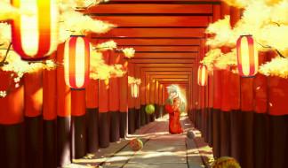 аниме, inuyasha, character, мальчик, арт, par, инуяша