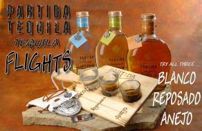 partida flights, бренды, - partida tequila, текила