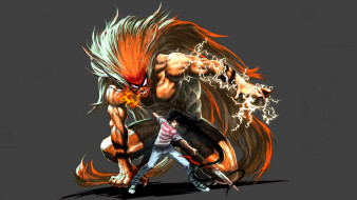 аниме, животные,  существа, монстр, парень, ushio, to, tora, копьё, демон