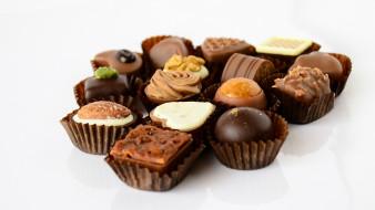 еда, конфеты,  шоколад,  сладости, сладости