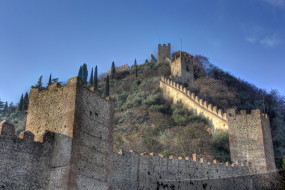 walls of marostica, ������, - ������,  �����,  ��������, �����, ��������