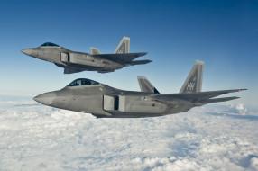 авиация, боевые самолёты, самолёты, облака
